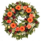 16 inch loose open wreath